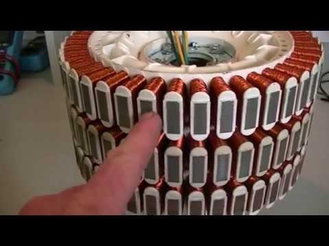 Duel Magnetic Vortex Generator solid state PT1