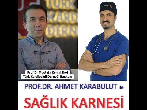 29 EYLÜL DÜNYA KALP GÜNÜ ÖZEL PROGRAMI - PROF DR MUSTAFA KEMAL EROL - PROF DR AHMET KARABULUT