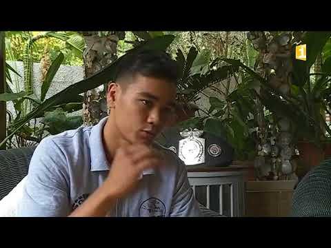 Parole de champion : Eddy Bellay, champion de boxe thaï - 10/09/2017