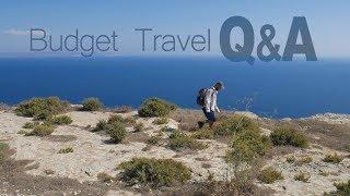 Budget Travel Q&A + Malta Adventures