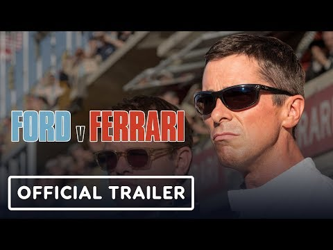 Ford v. Ferrari – Official Trailer (2019) Matt Damon, Christian Bale