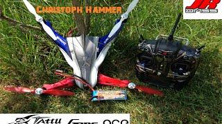 GENS ACE battery & JR Ninja 400 MR