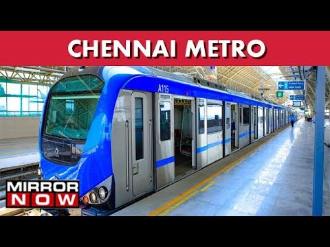 Chennai Metro Rail Completes One Of The Two Anna Salai Tunnels I The News