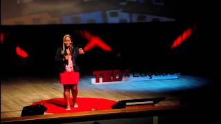 What I learned when I forgot who I was | Mariluce Mariá de Souza | TEDxLaçador