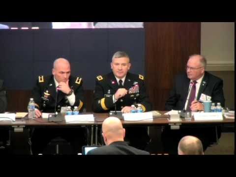 Army Air & Missile Defense Hot Topic 2016 - Panel 4: Transform the AMD Force