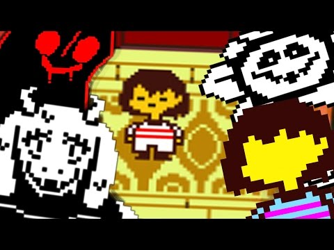 KILLING  EVERYONE! || Undertale: Underfell (GENOCIDE ROUTE)