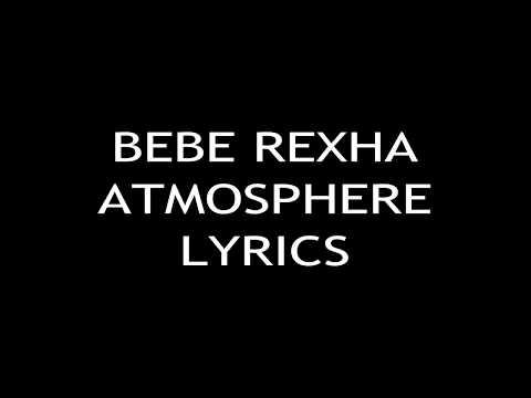 BeBe ReXha-Atmosphere LyRics