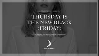 Boomerang Black Friday 2017.2