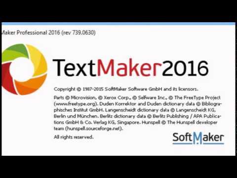 Скачать SoftMaker Office Professional 2016 rev 739 0630 RePack (& Portable)