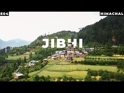 Jibhi, Tirthan Valley - Himachal Pradesh Tourism - Point Of View - Part 4