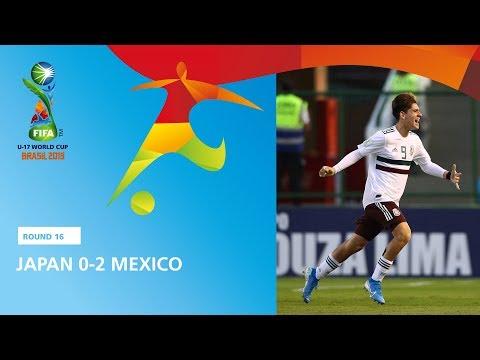 Japan v Mexico Highlights - FIFA U17 World Cup 2019 ™