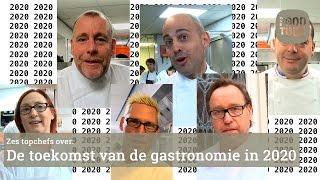 Zes chefs geven hun toekomstvoorspellingen (ondertiteling besc…