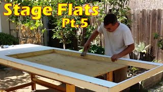 How To Build Wall Panels & Flats: Walls With Windows & Doors