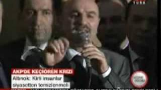 AKP'li Turgut Altınok'un Seks Kaseti Krizi,Aday Olmadı,AKP'deki Ahlaksız Siyasetçiler,Gökçek?
