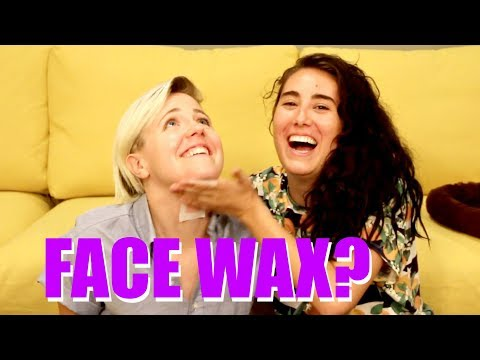 WAX ME ANYTHING! (Face Waxing + Q&A!)