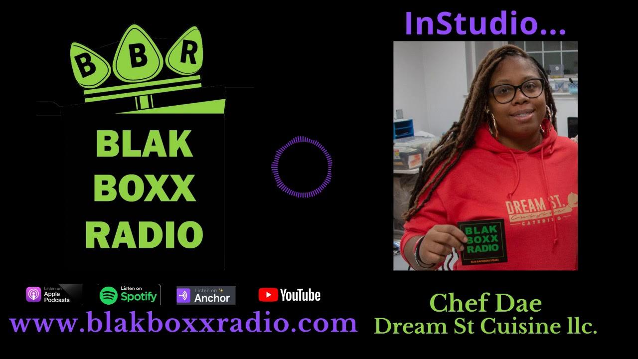 INSTUDIO:: CHEF DAE | DREAM STREET CUISINE, LLC.