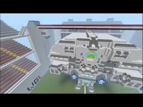 """Let's Battle Minecraft: WarGear V.4 """"Silverstar"""" (Mr.CreativeIV) Vs.WarGear V3 (KKV) - 001"""