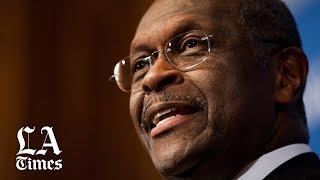 Herman Cain, former GOP presidential candidate, dies of COVID-19