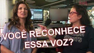 Voz padrão da BandNews FM é entrevistada no Maiara Responde