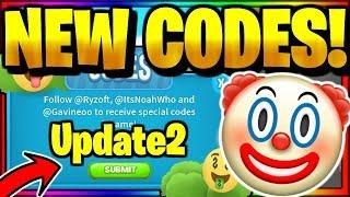 ALL *NEW* WORKING CODES! [UPDT 2🤡] Roblox 😂Emoji Simulator [UPDATE 2🤡]