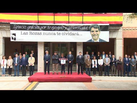 Ignacio  Echeverría, o heroe do  monopatín, recibe unha homenaxe un ano despois da súa morte