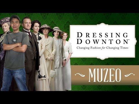 DOWNTON ABBEY Exhibit at Muzeo Anaheim