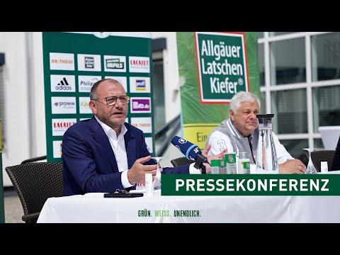 Pressekonferenz FC 08