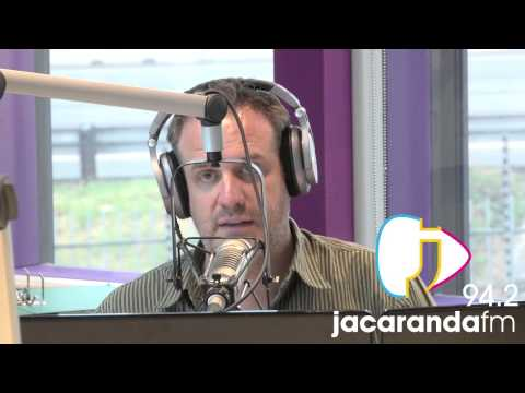 Noeleen Interviews Rian van Heerden on The Complimentary Breakfast