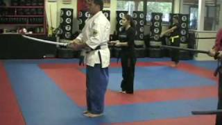 Samurai Sword Introduction With Forms 1 and 2