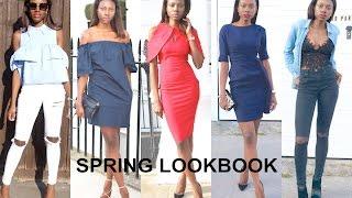 Spring Lookbook Feat ZARA, Vesper Dresses, ASOS & Topshop bits   Kuiya's Kloset