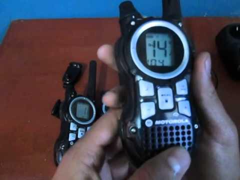 revisado radio motorola talkabout mr350 radio de 2 vias youtube rh youtube com motorola mr350r manual download motorola mr350r manual download