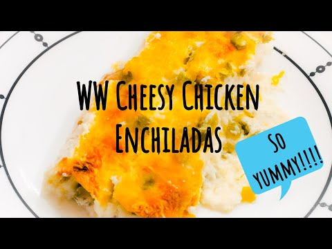 ww-cheesy-chicken-enchiladas