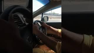 Zaheer Gabol Drive a car 03093232233
