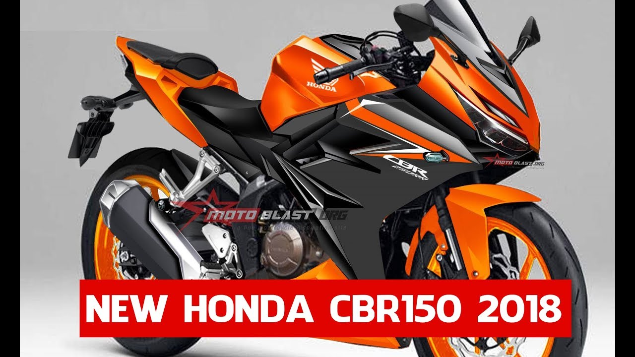 All New Honda Cbr150 Model 2018 Siap Bersanding Dengan R15 V30 2017
