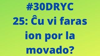Ĉu Vi Faras Ion por la Movado?   Keep It Simple Esperanto