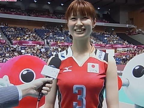 女子 バレー 選手 全日本