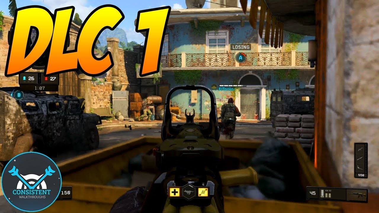 Black Ops 4 DLC 1: NEW MULTIPLAYER AND ZOMBIES MAPS! (Call of Duty BO4 DLC  1 Map Pack Information)