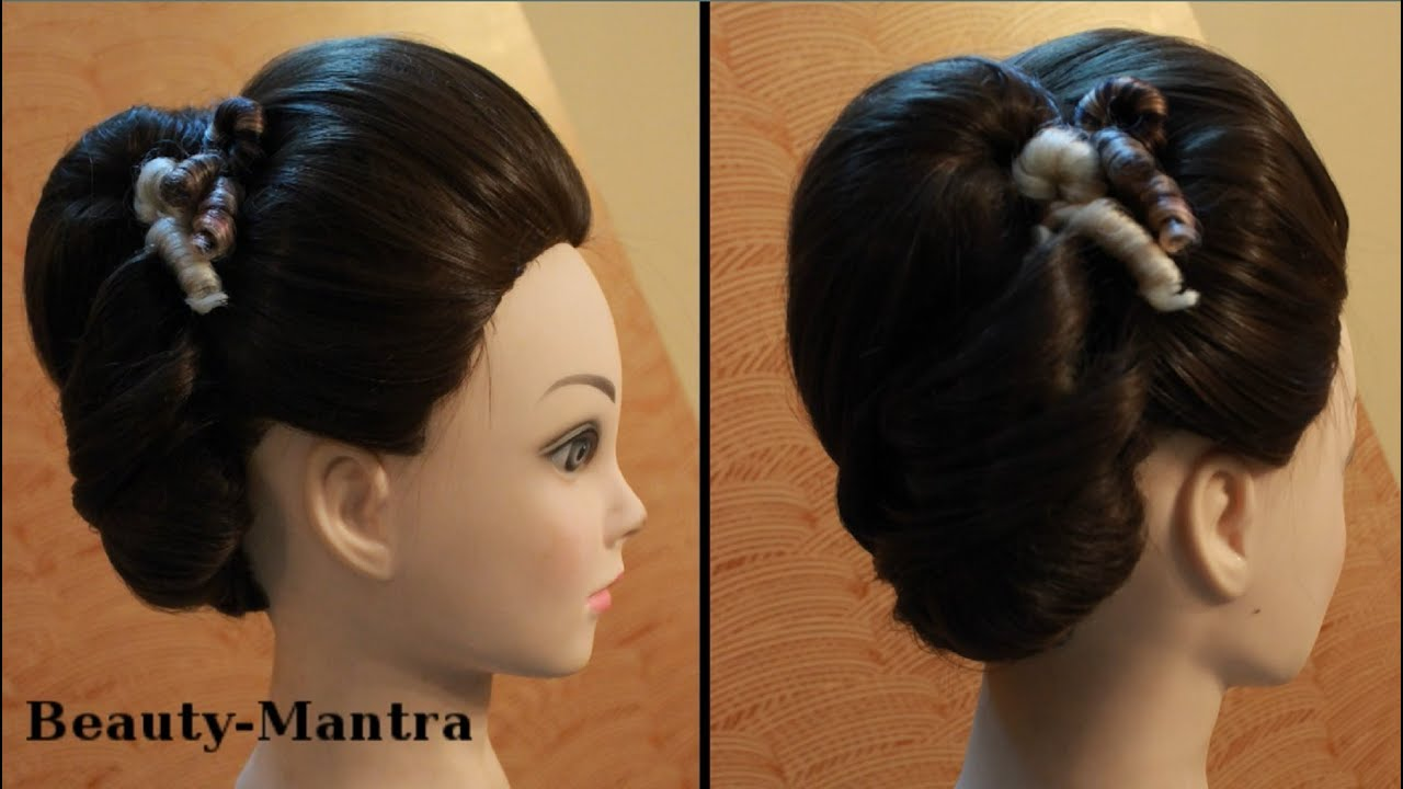 Hairstyle How To Do Back bing