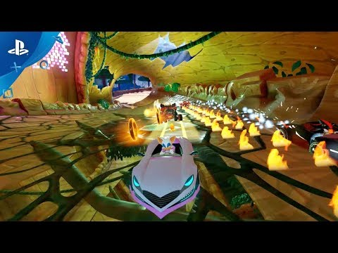 Team Sonic Racing – Spotlight Team Gameplay | PS4