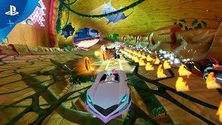 Team Sonic Racing – Spotlight Team Gameplay | PS4