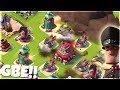 Boom Beach Can I Take out Hammermans Imitation Game with ONLY GBE?
