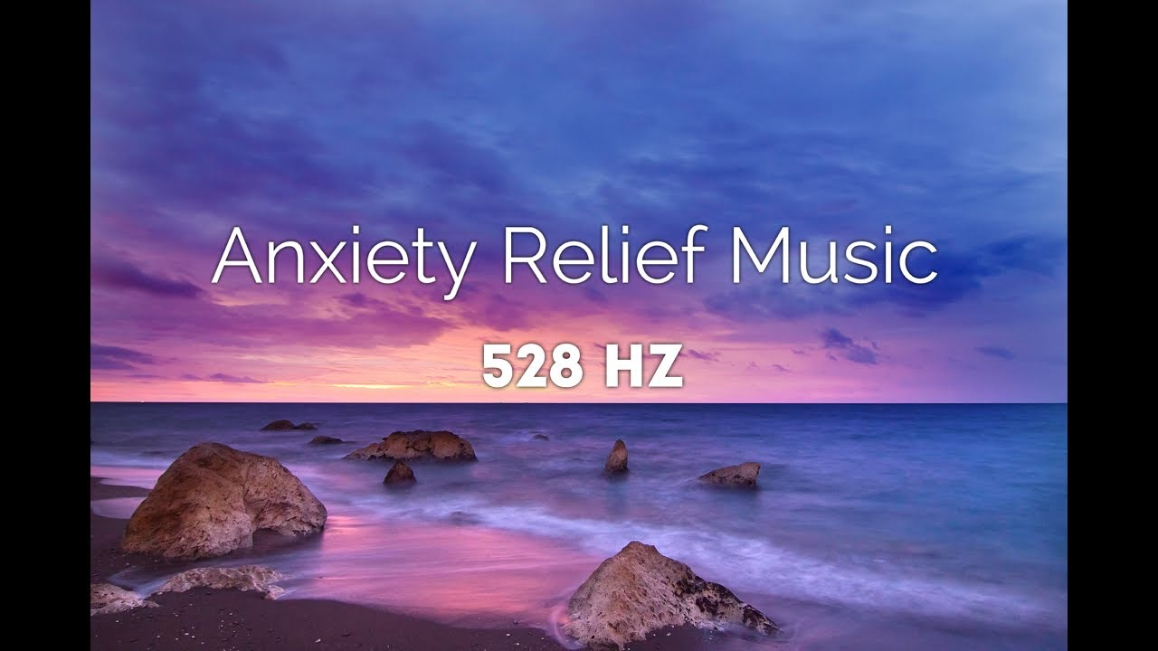 Relaxation Music for Anxiety Relief // Meditation Music ...