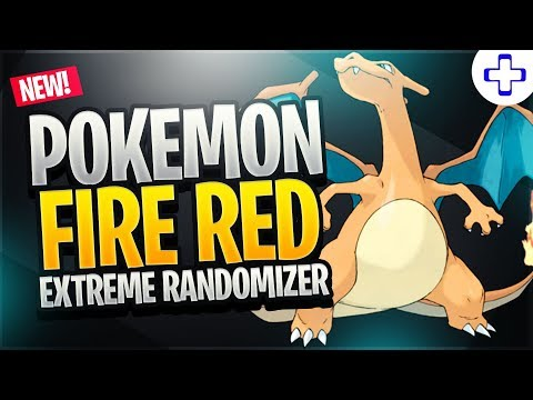 Pokemon Fire Red Extreme Randomizer GBA Rom! - With Download Link!