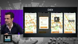 Hugo Barra, Vice President, Xiaomi Global & Loic Le Meur, LeWeb Founders- LeWeb