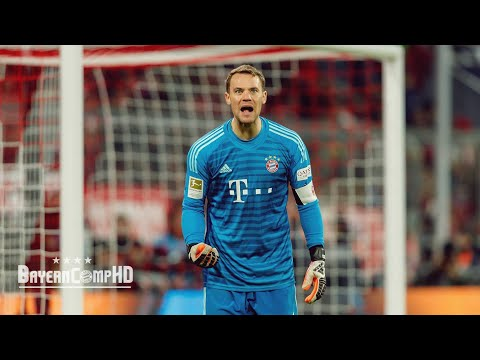 Manuel Neuer - Great Saves 2018/19