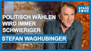 Stefan Waghubinger: Tagessuppe statt Sushi