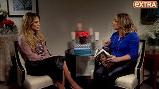 Jennifer Lopez Opens Up About Her Past, Present and Future Relationships
