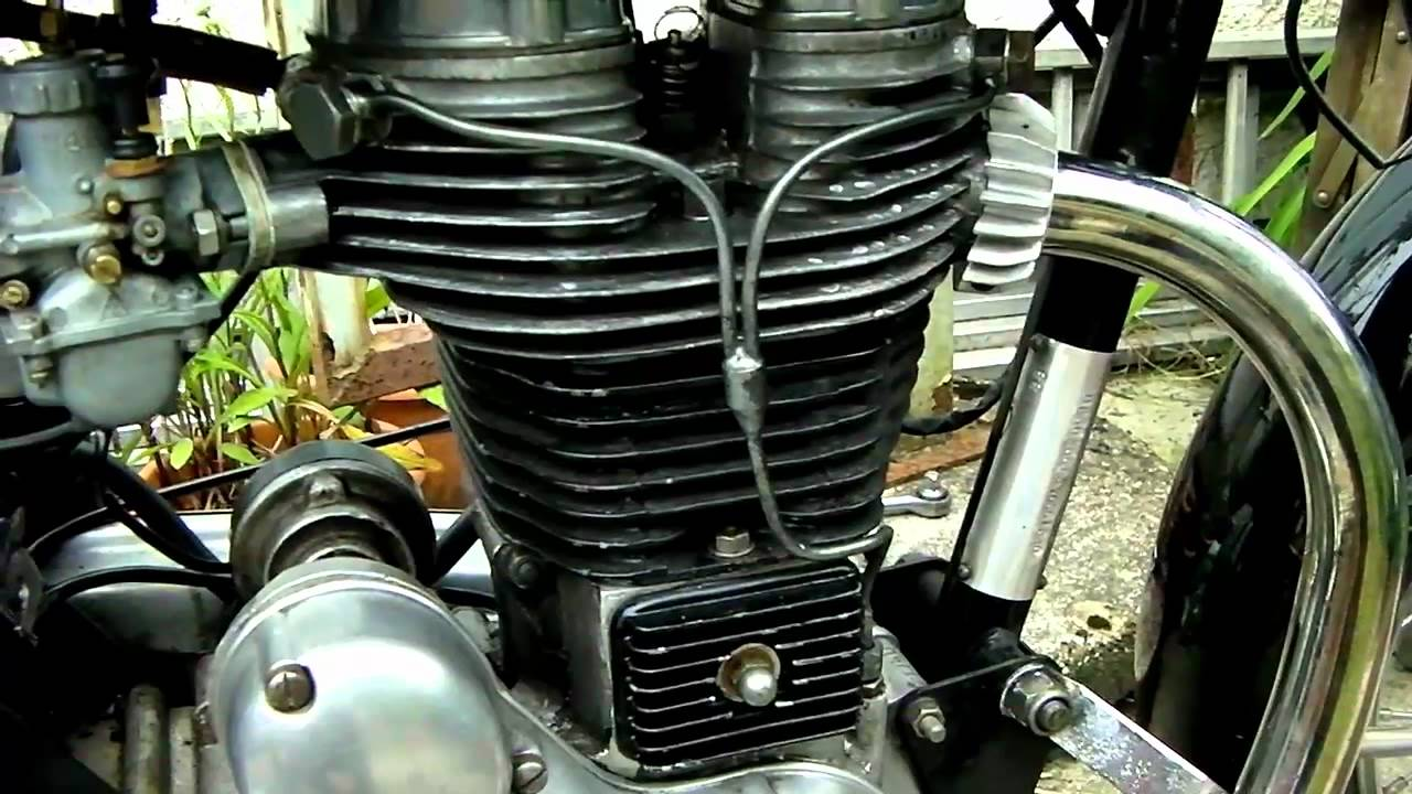 Carburettor Breather Royal Enfield Bullet 350 Classic Starting Well Mikuni Carb Float Adjustment Likewise 2 Stroke Carburetor Diagram After Top End Rebuild Youtube