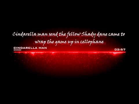 Eminem - Cindarella Man Lyrics