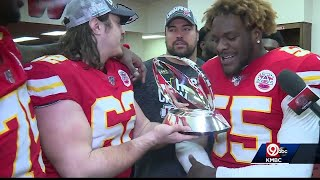 Chiefs defeat Titans for AFC title; punch ticket to Super Bowl